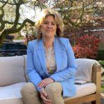 Kankerpatiënt en oprichter van Embrace Life Olga van Harmelen
